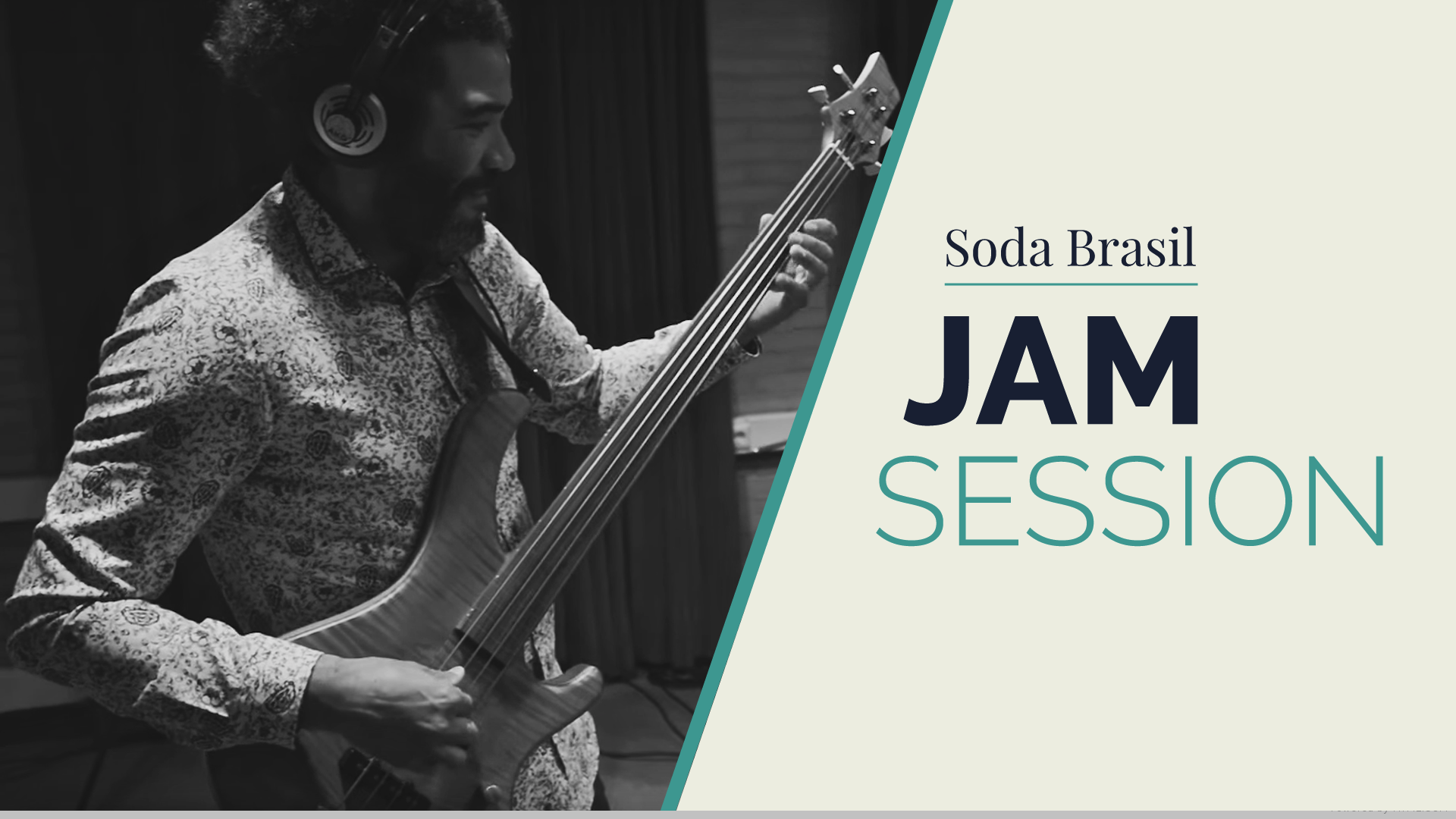 Soda Brazil Jam Session (+ Tony Cruz)