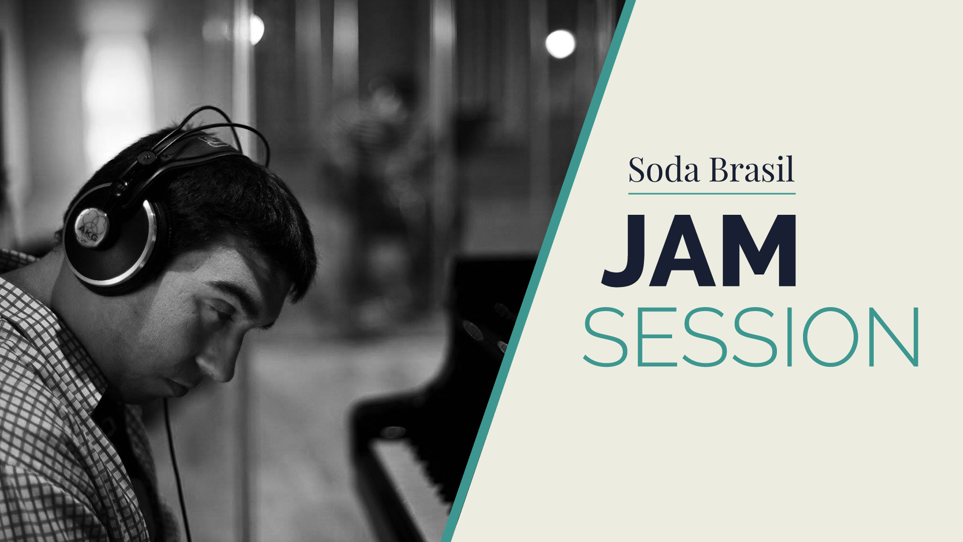 Soda Brazil Jam Session (+ Pol Oñate)
