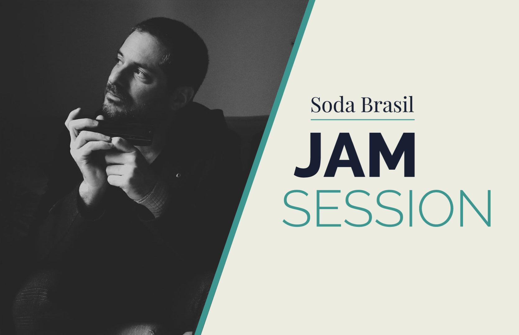 Soda Brazil Jam Session (+ Rodrigo Pahlen)