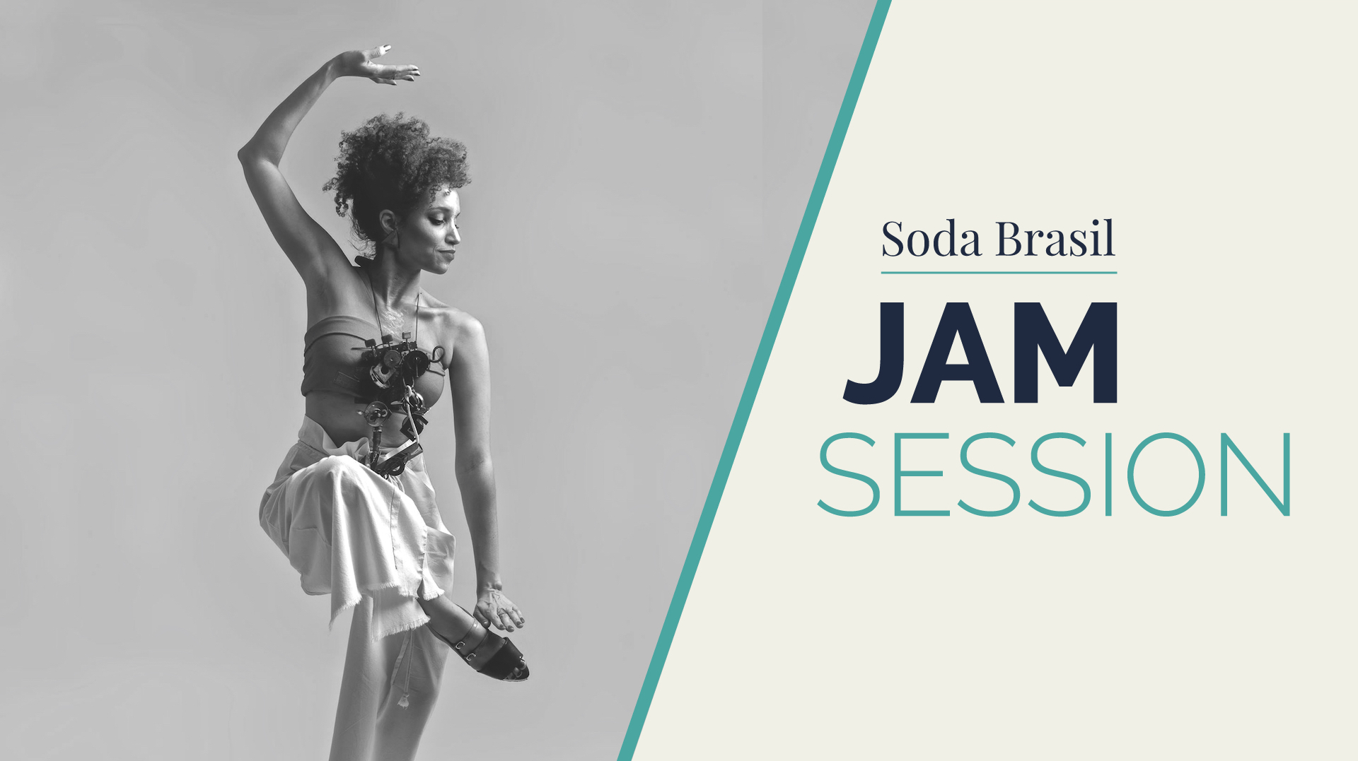 Soda Brazil Jam Session (+ Anna Tréa)