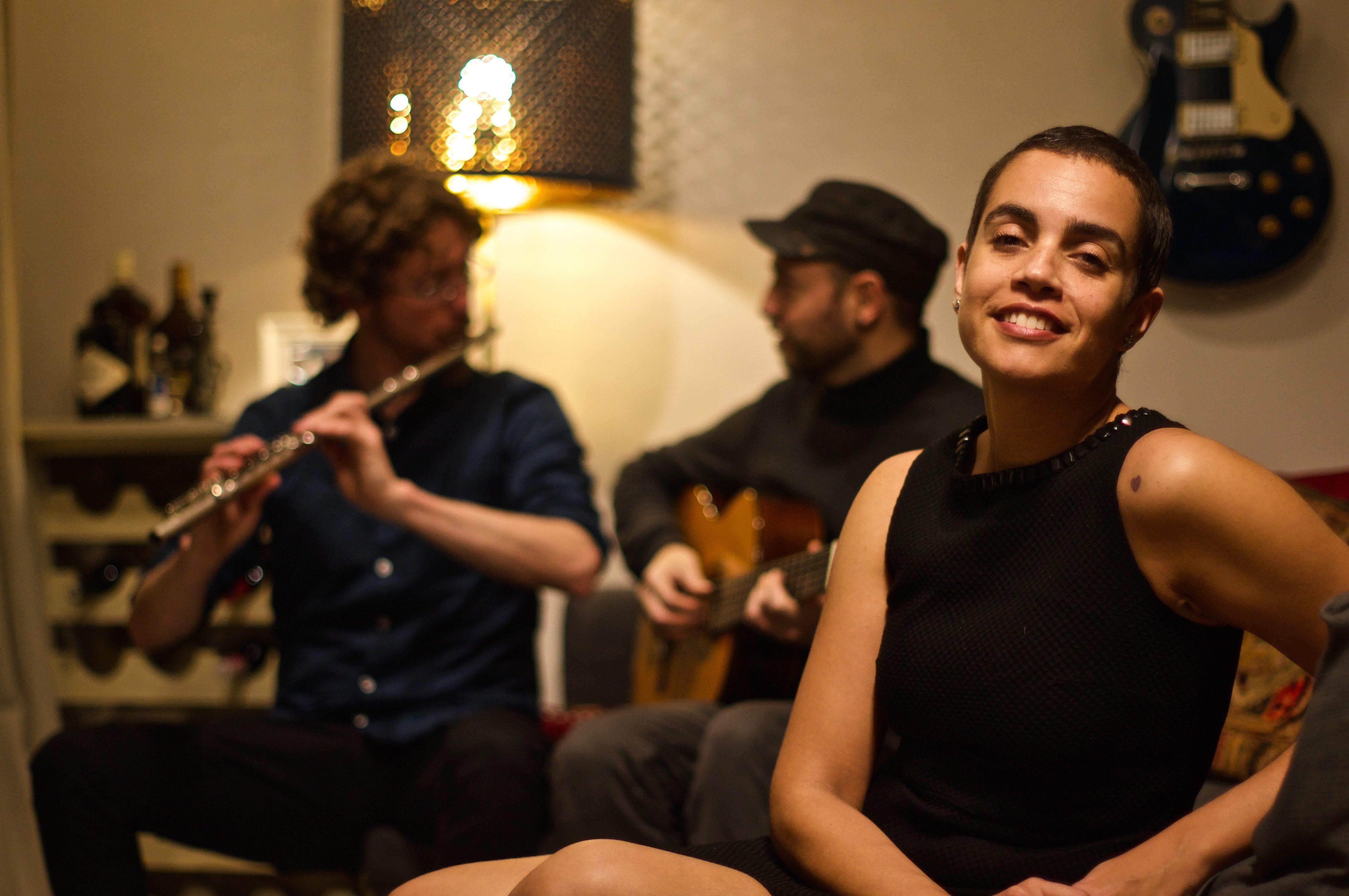 Marina Ribeiro 4tet @ Aix-en-Provence [Brazilian Music Aix-en-Provence]
